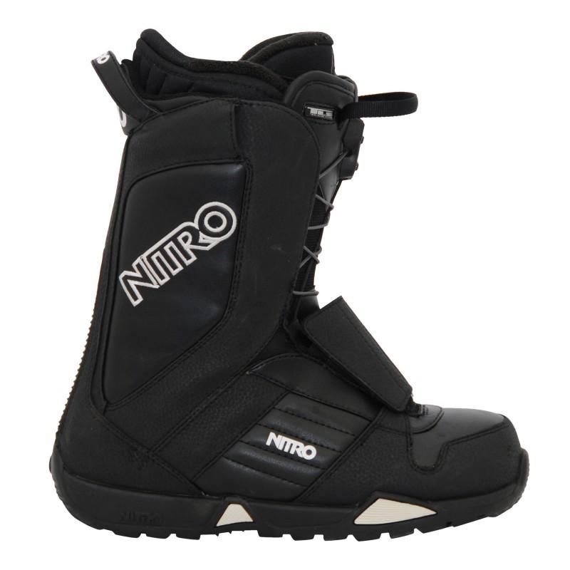 Boots de snowboard occasion Nitro