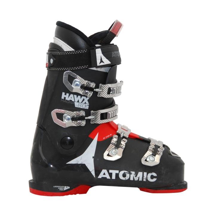 Las botas de esquí Atomic hawx magna R 80S usadas