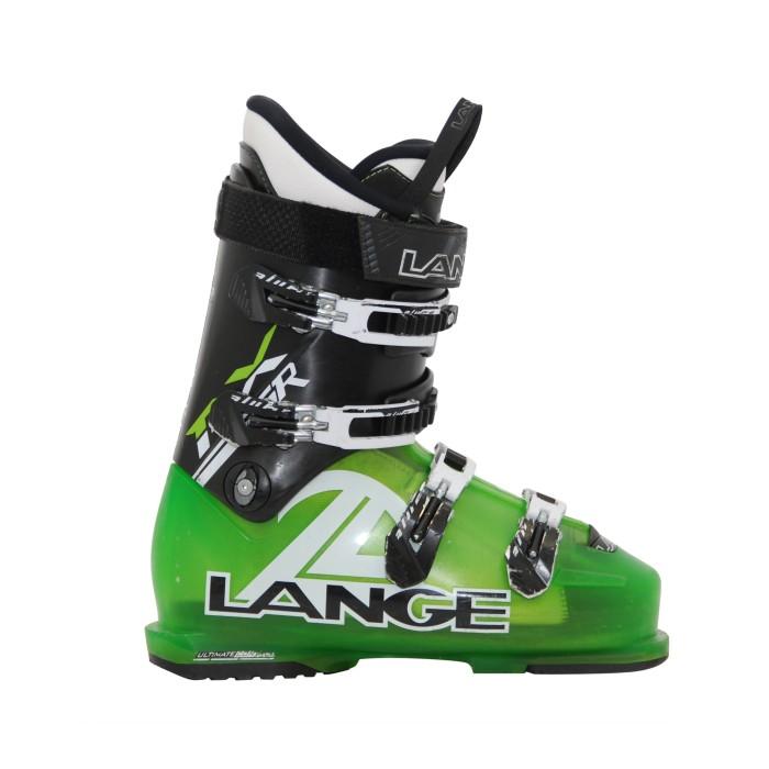 Ski Gelegenheit Lange RX Rtl Schwarz/Grün Skischuh