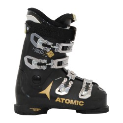 Used ski boots Atomic hawx magna Rs 70w black/gold