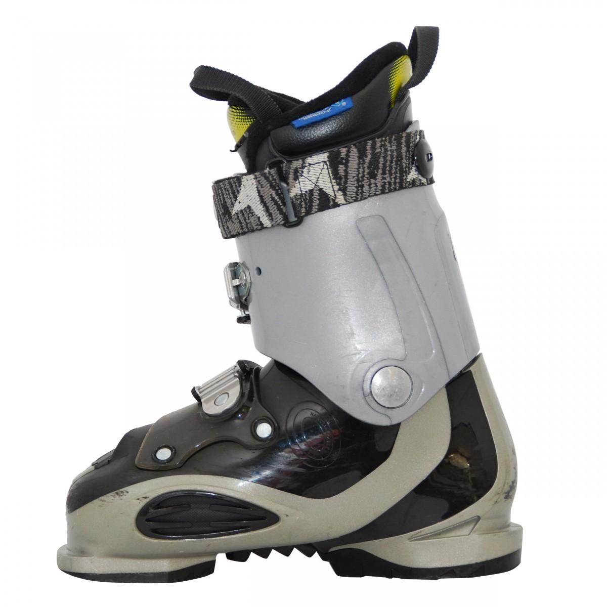 Chaussures de ski occasion Atomic live fit plus blanc//bleu
