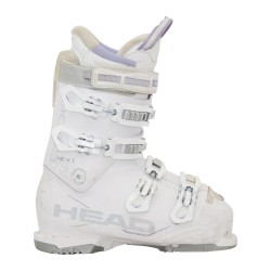 Chaussure de ski occasion Head next edge 75W blanc