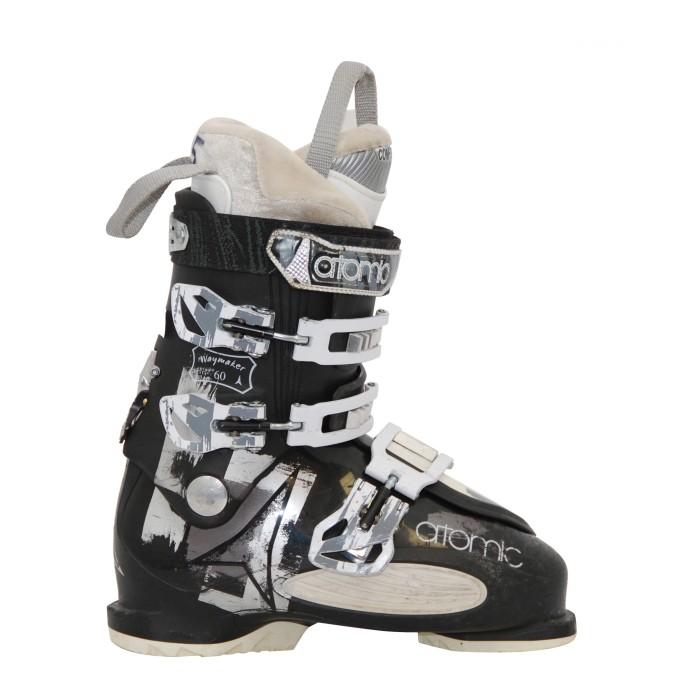 Used ski boots Atomic waymaker 60 black