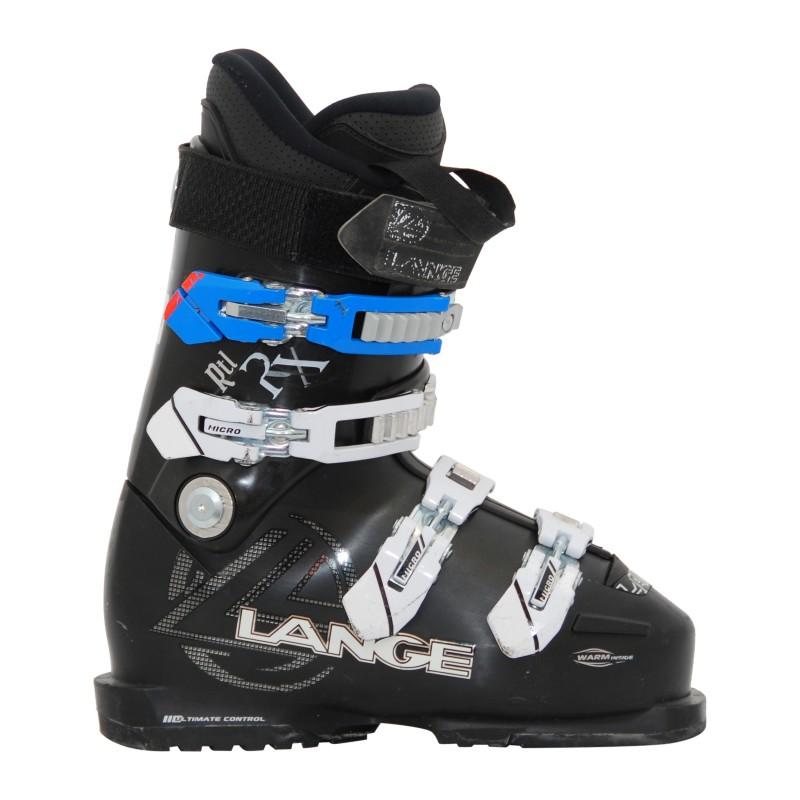 Chaussure de ski occasion Lange RX rtl 80 noir