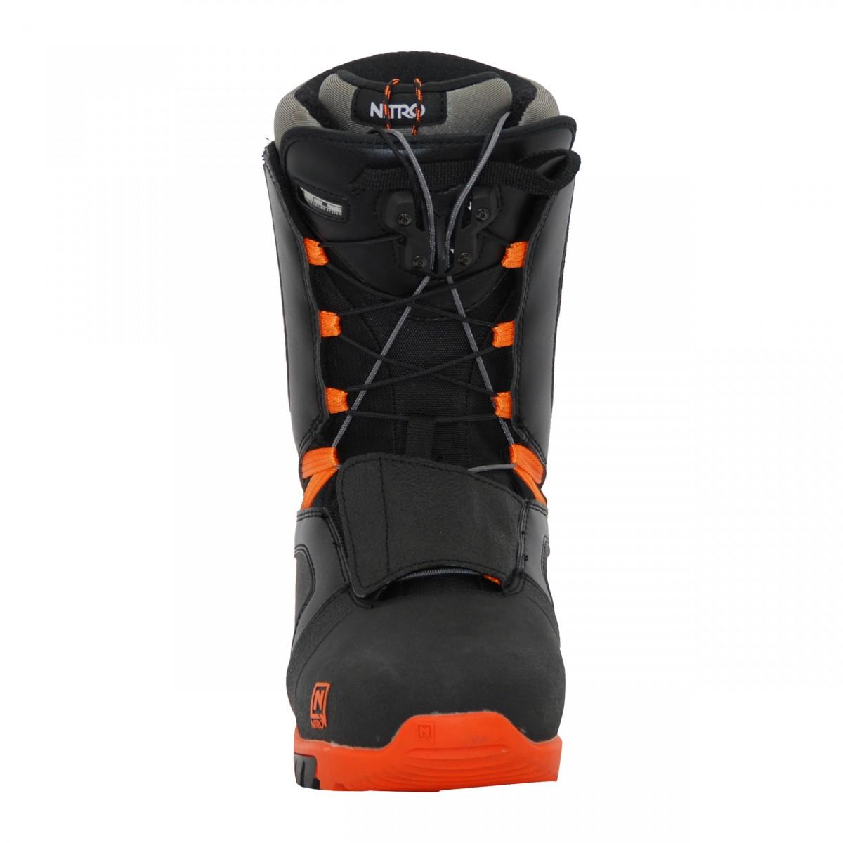 Boots-occasion-de-snowboard-occasion-Nitro-TlS miniature 5