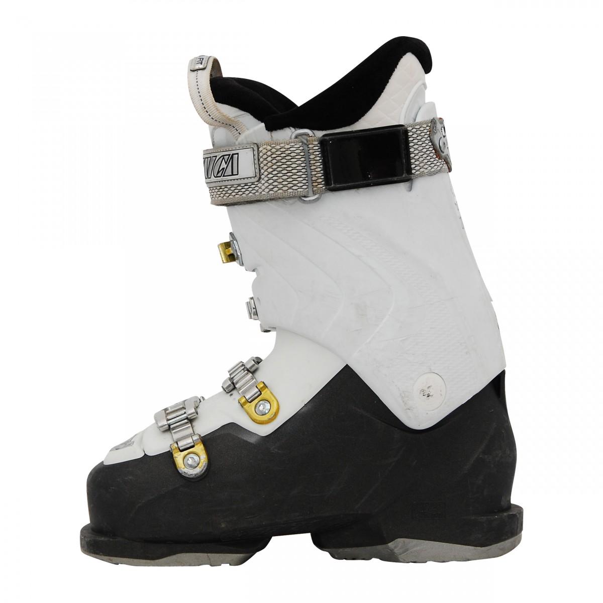 Chaussures de ski occasion femme Tecnica ten 2 noirblanc