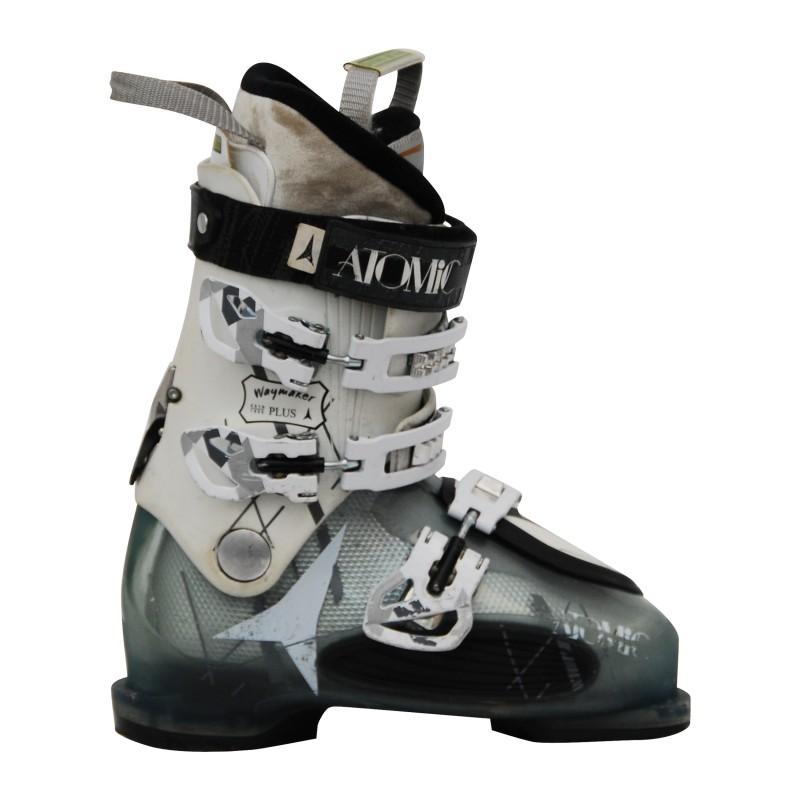 Chaussures de ski occasion Atomic waymaker noir/blanc