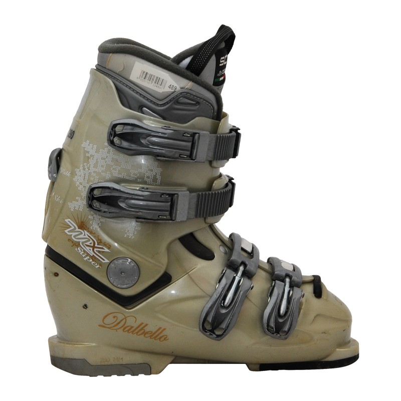Chaussure de ski occasion Dalbello Mxr flocon