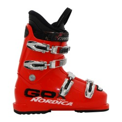 Skischuh Junior Nordica GPX Team rot