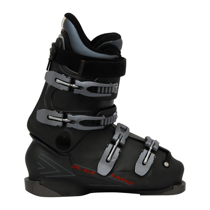 Chaussure de Ski Occasion Lange CRL 80R gris Qualité A