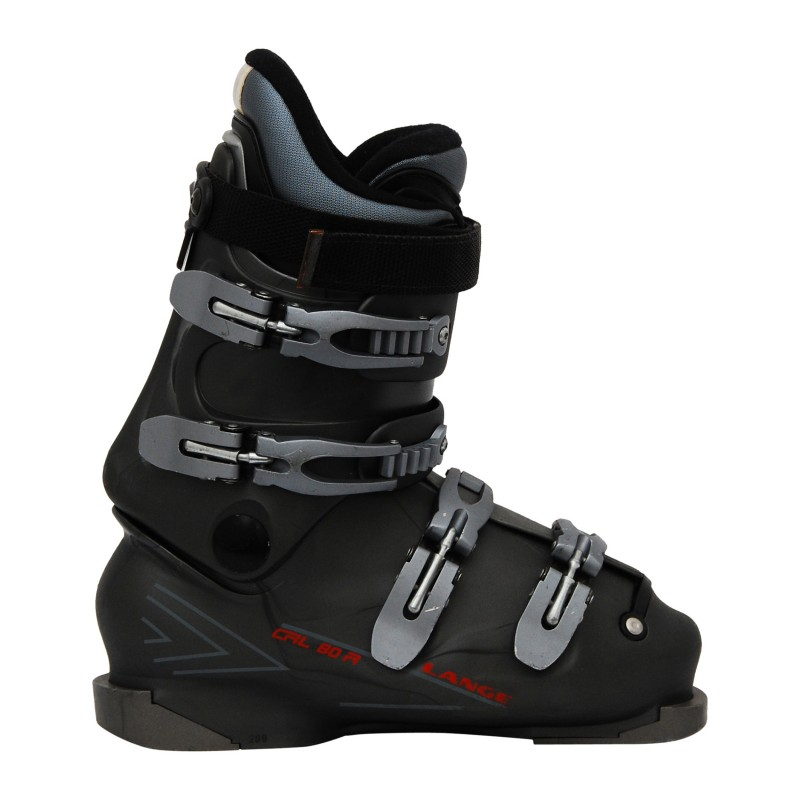 Lange Double Plus R Blue Occasion Ski Shoe