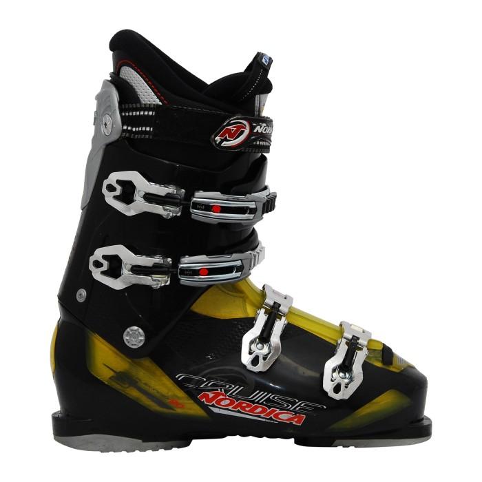 Ski Boot Occasion Nordica Crociera S 80 giallo nero