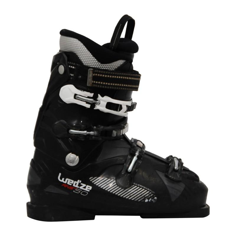 Chaussure ski occasion wed'ze RNS 50 light noir qualité A