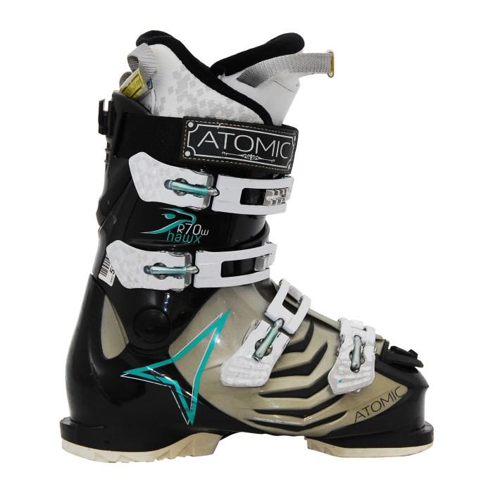 Atomic hawx R 70w used ski boots