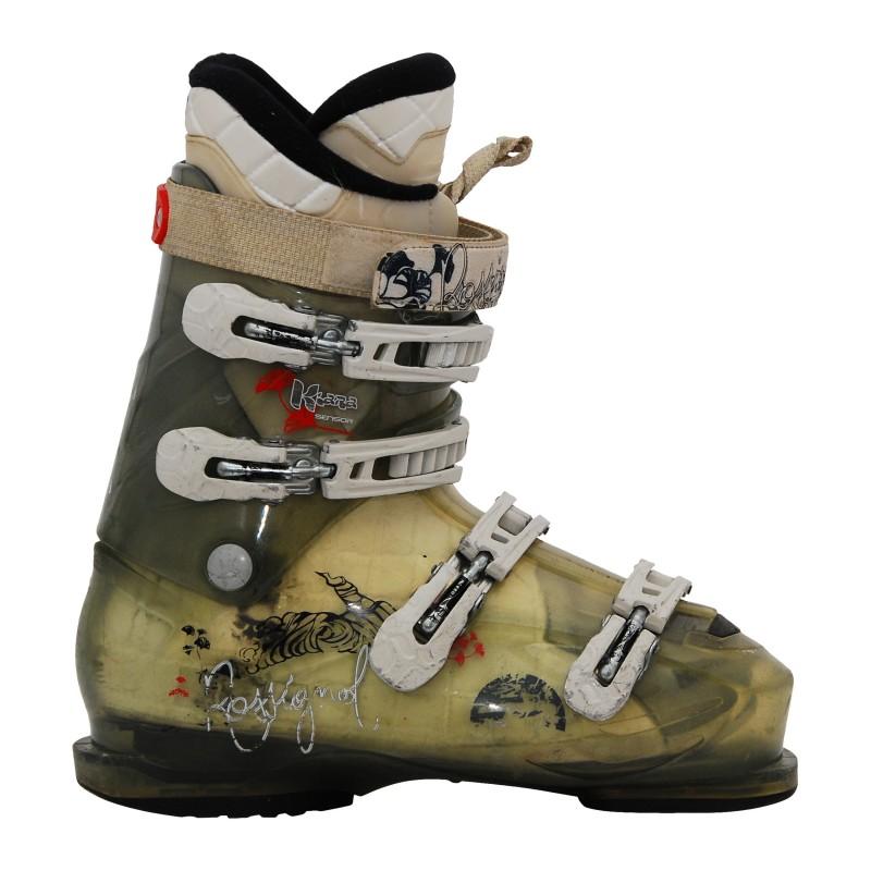 Chaussure de Ski Occasion Rossignol kiara 60 translucide qualité A