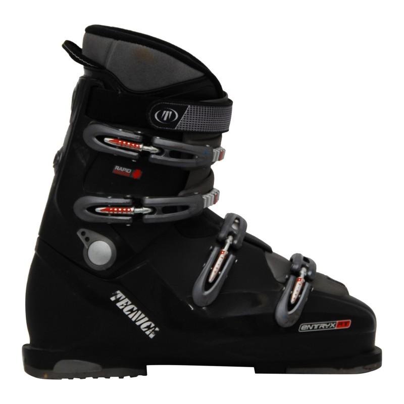 Chaussures de ski occasion Tecnica entryx RT gris