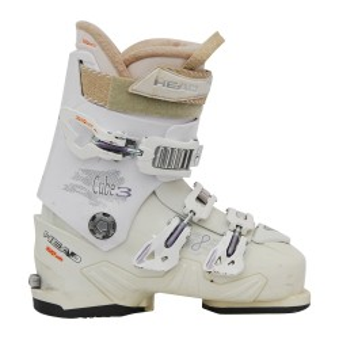 Ski Shoe Occasion Cubo 3 w bianco
