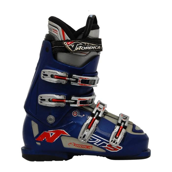 Blue Nordica GTS Ski Opportunity Shoe