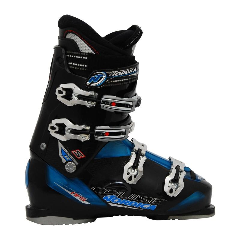 Chaussure de Ski Occasion Nordica Cruise S noir/bleu qualité A
