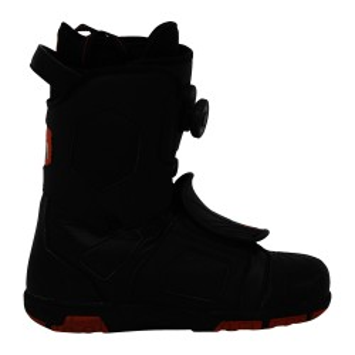 Stiefel Snowboard Anlass Head 550 Schwarz