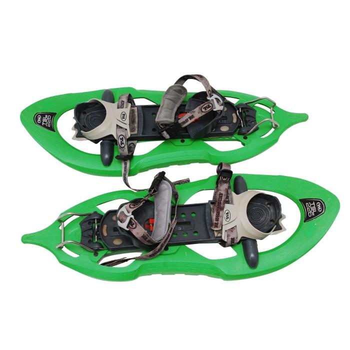 Raquette à neige occasion TSL 226 vert