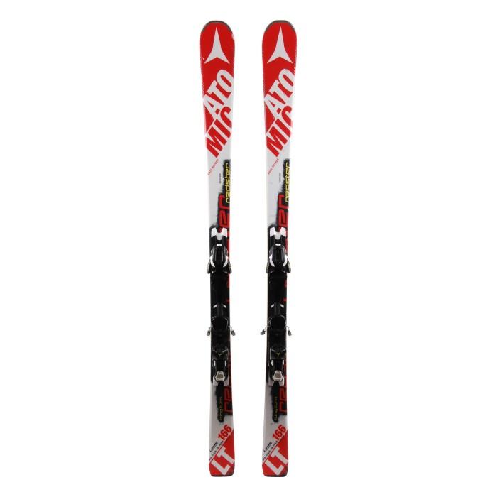 Ski Atomic Redster LT utilizado - fijaciones