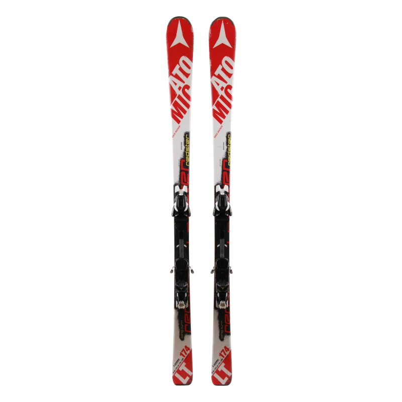 Ski Atomic Redster LT occasion Qualité B + fixations