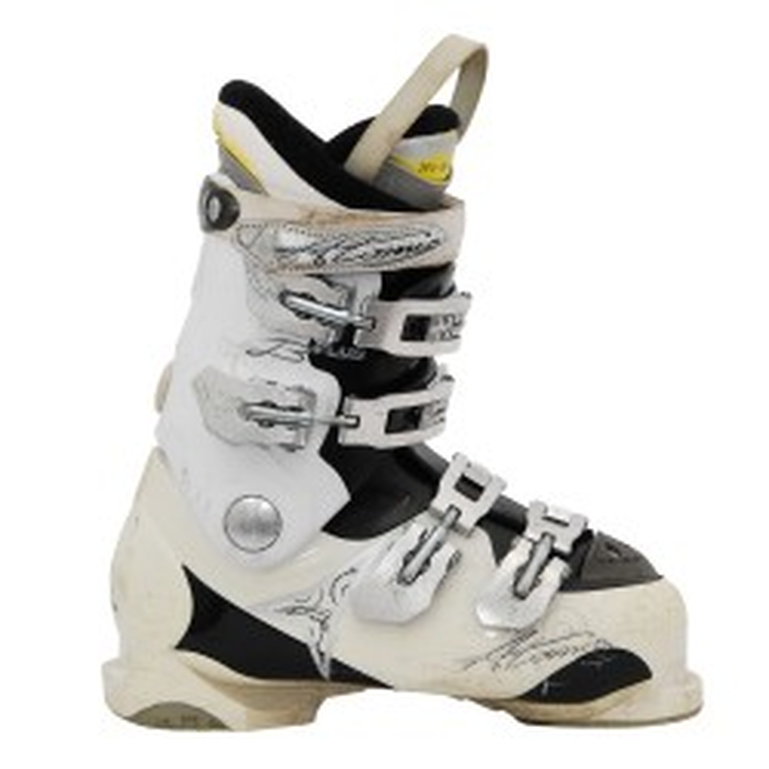 Atomic B70 black white ski boots