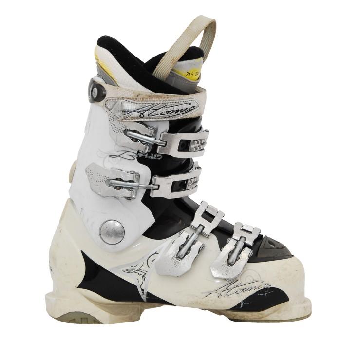 Chaussures de ski occasion Atomic B blanc
