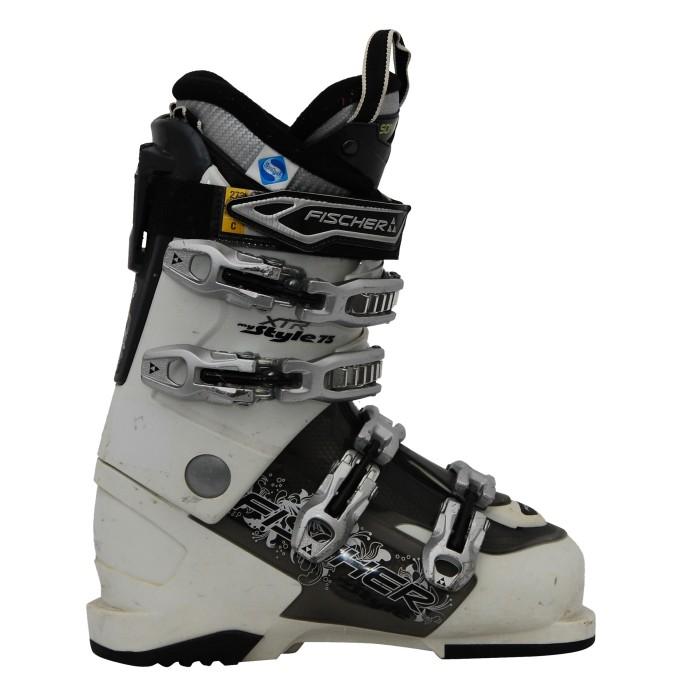 Fischer XTR My Style 75, scarpone da sci bianco
