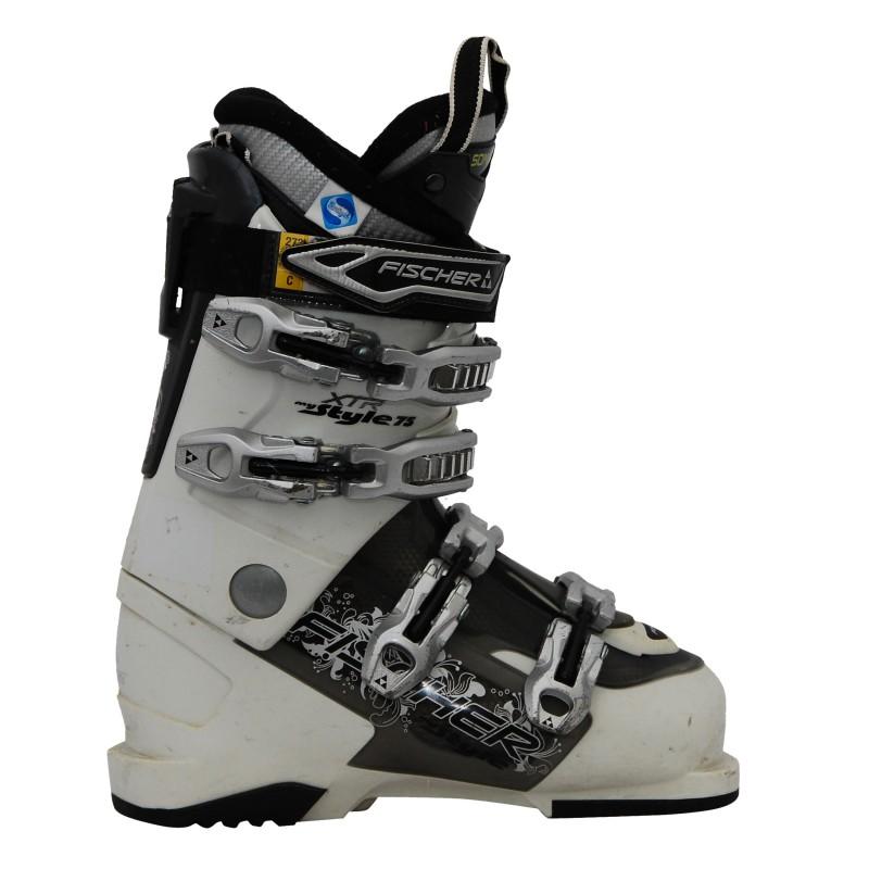 Chaussure de ski occasion femme Fischer XTR My Style noir