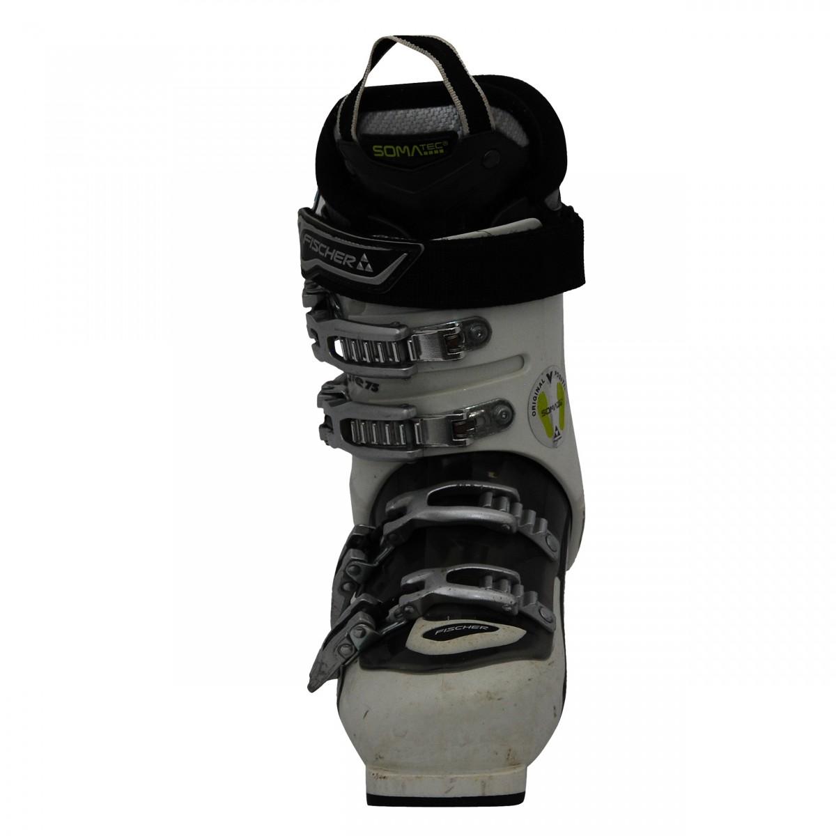 Chaussure de ski occasion femme Fischer XTR My Style 75 blanc