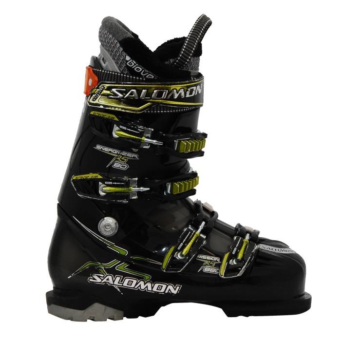 Chaussure de ski occasion Salomon Mission rs 880 noir