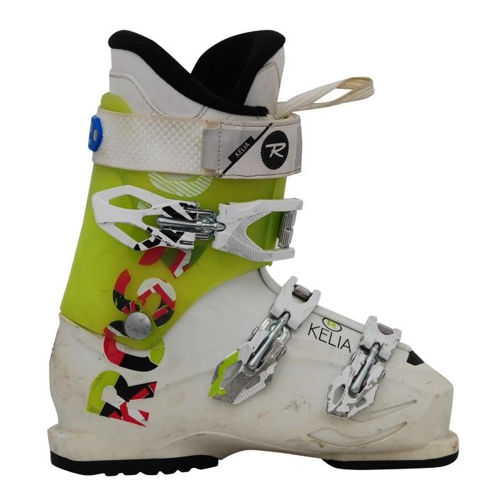 Chaussure de ski Occasion Rossignol Kelia blanc/jaune