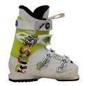 Chaussure de ski Occasion Rossignol Kelia blanc/vert qualité A