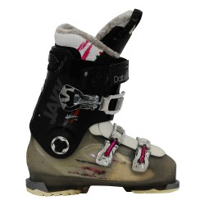 Skischuhe Dalbello Jakk schwarz / pink