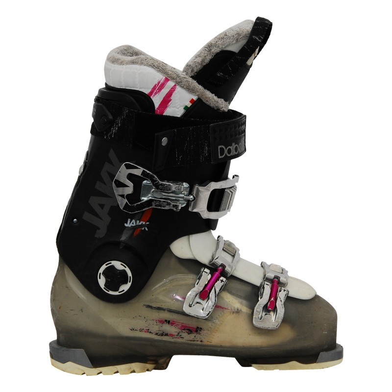 Chaussure de ski occasion Dalbello Jakk noir/rose qualité A