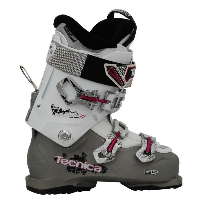 Skischuhe verwendet Tecnica Magnum 85 RT W
