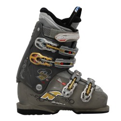 Chaussure de Ski Occasion Nordica Olympia/One S w gris/or