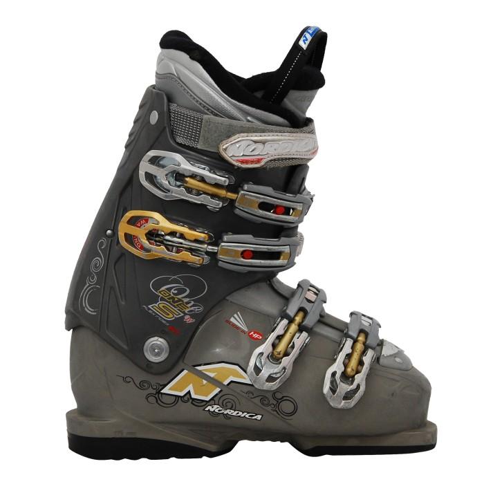 Ski Boot Occasion Nordica Olympia/One S w grigio/oro