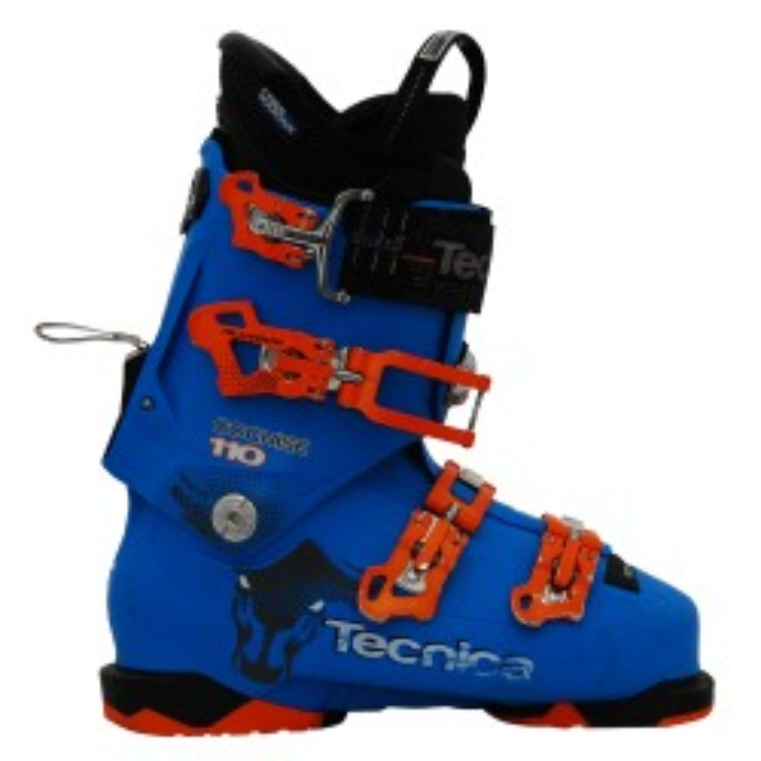 Chaussure de ski occasion Tecnica Cochise 110 bleu