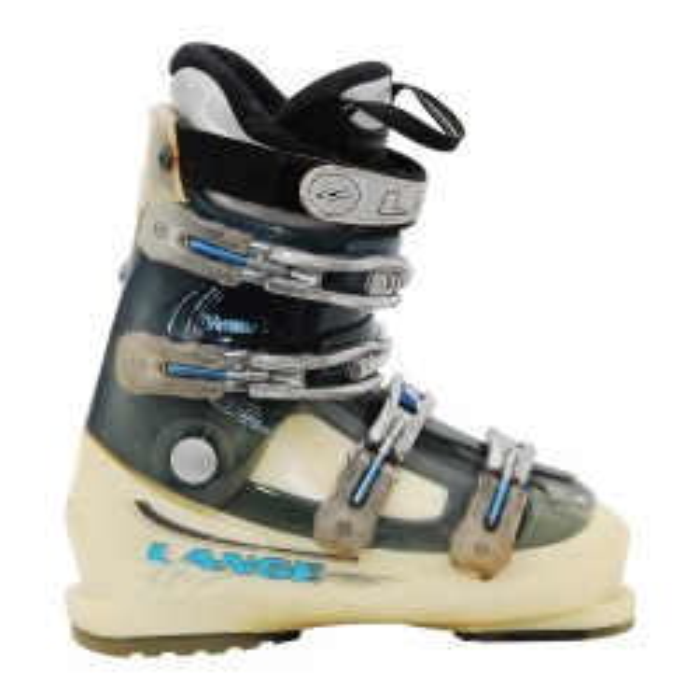 Lange venus R Ski Boot beige / blue