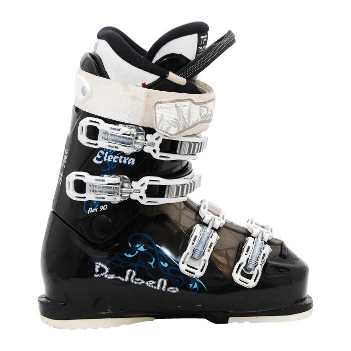 Skischuh Gebraucht dalbello Electra 90 schwarz