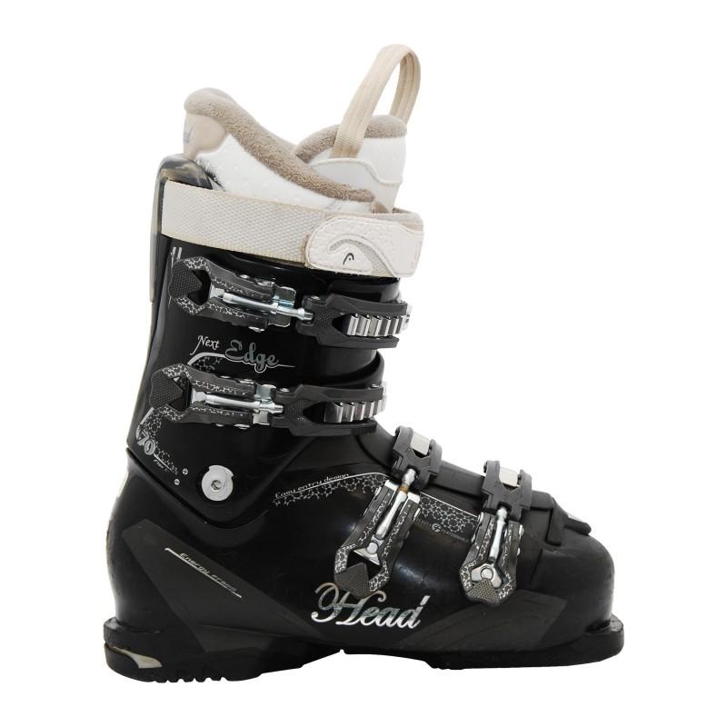 Head next edge 80 white / purple ski boot