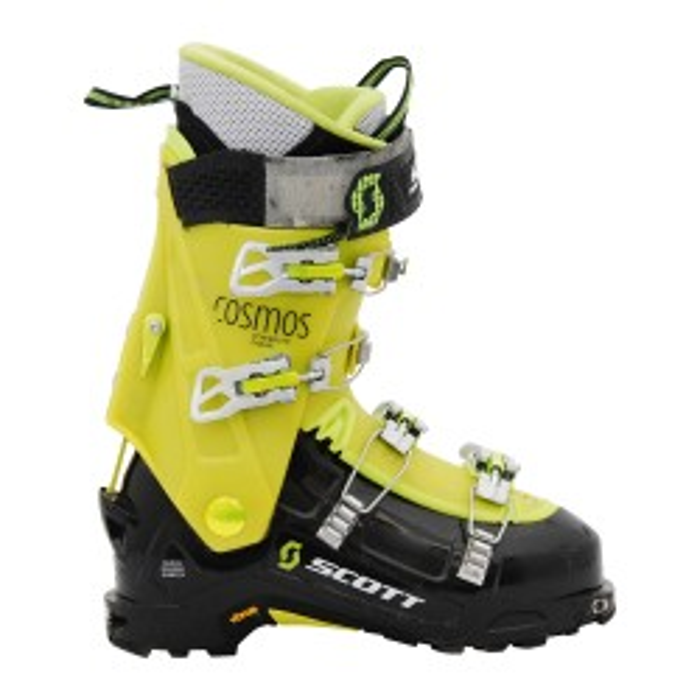 Chaussure ski Rando occasion Scott Cosmos noir/vert