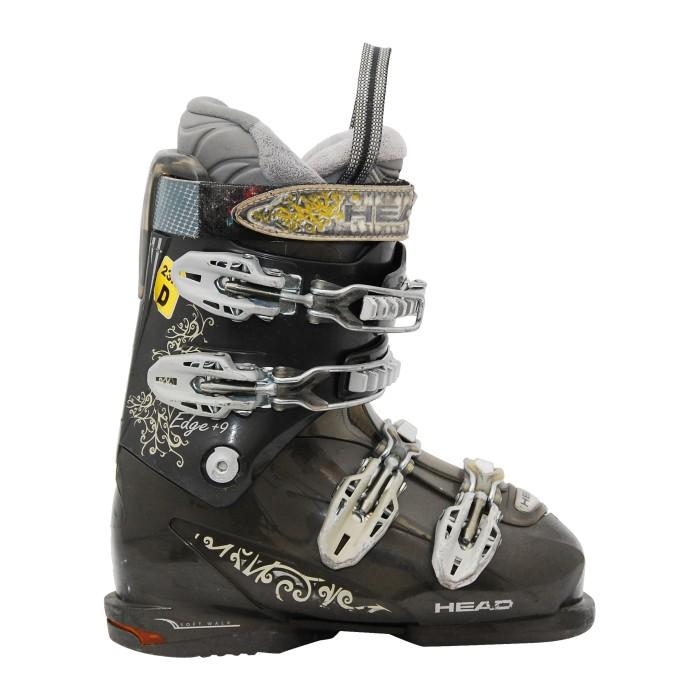 Chaussure de Ski Occasion Head edge +9 w noir