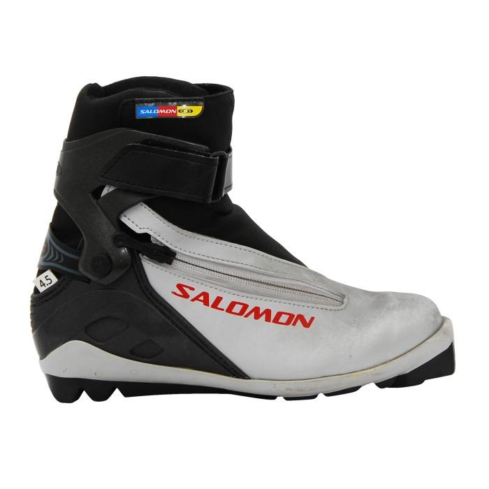 Chaussure de ski de fond Skating occasion Salomon Power strap
