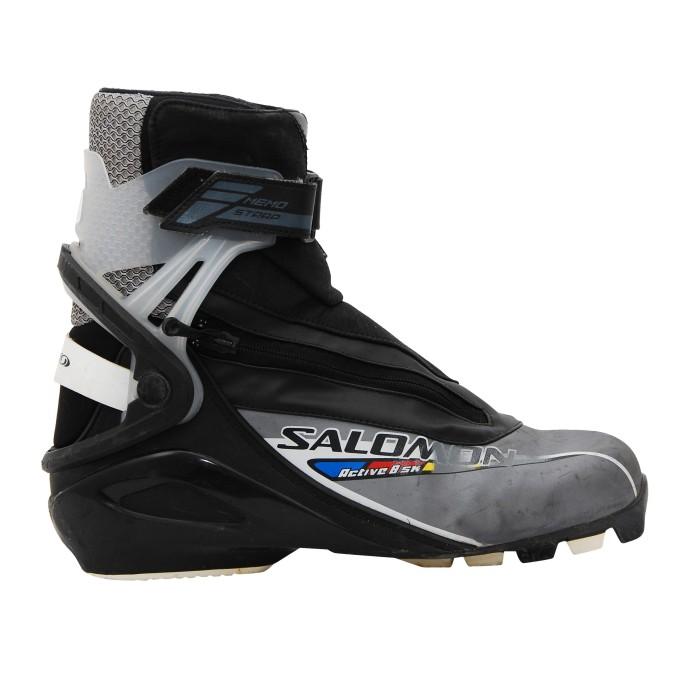 Gebrauchte Hintergrundschuhe Skating SALOMON Active 8 SK