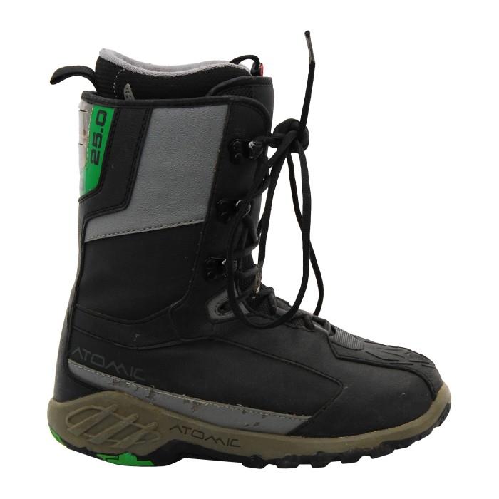 Boots occasion Atomic modèle Aïa lacet