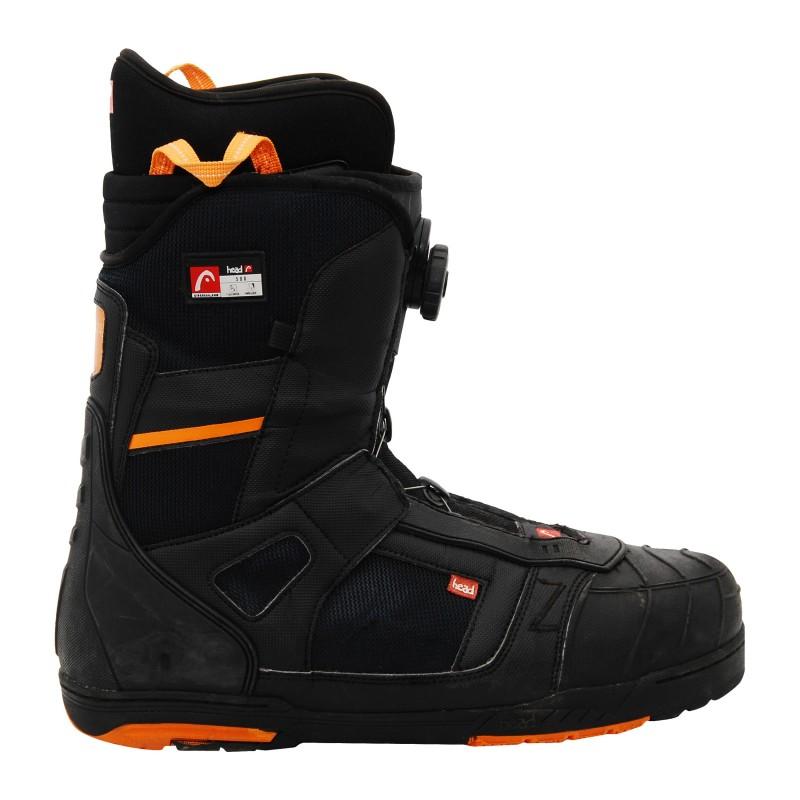 Boots occasion Head 500 Noir Boa qualité A